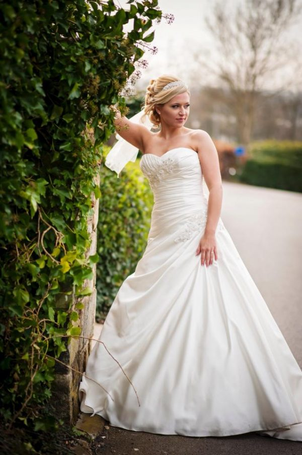 Elegance Bride Hannah